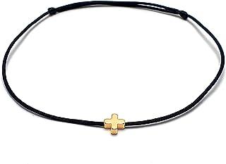 Bracelet de Cheville - Espagne Europe Fait Main Grande -Taille Ajustable - Le Bracelet de Cheville d'été Cordon en Nylon -...