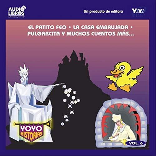 El Patito Feo, La Casa Embrujada, Pulgarcita & Muchos Cuentos Mas [The Ugly Duckling, The Haunted House, Thumbelina & Many More Tales] Titelbild