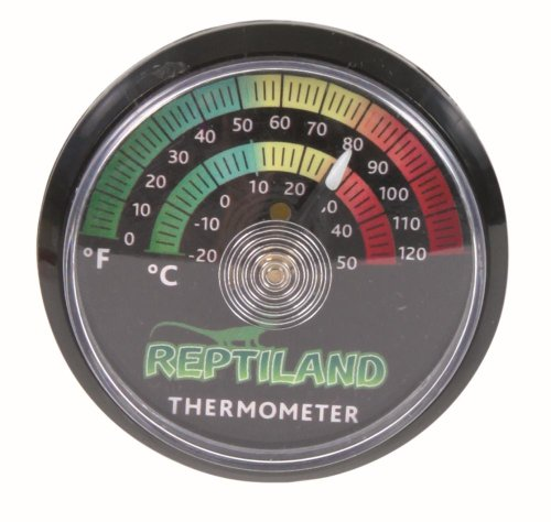 Trixie 76111 Thermometer, analog, ø 5 cm