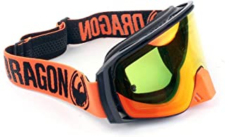 0a4401633 Óculos Dragon NFX2 Break Laranja - Lente Amarela/Vermelha + Tear-Off Pack C