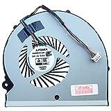 (GPU Verison) ventilador ventilador compatible con Gigabyte Aero 15, 15 Classic-XA, 15-W8, 15X, 15X (15XV8), 15X v8, 15-X9, 15-Y9