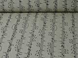 Swafing Dekostoff Emilia, Noten, beige (Meterware ab 25cm x