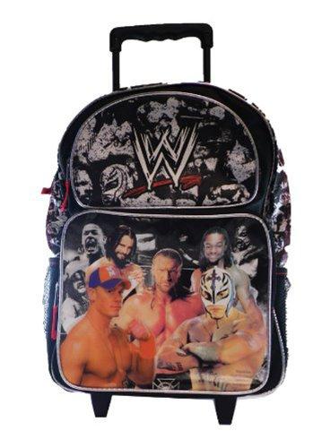 WWE Superstars Large Rolling Backpack