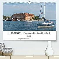 Daenemark - Flensborg Fjord und Inselwelt (Premium, hochwertiger DIN A2 Wandkalender 2022, Kunstdruck in Hochglanz): Sehnsuchtsorte in der Daenischen Suedsee (Monatskalender, 14 Seiten )