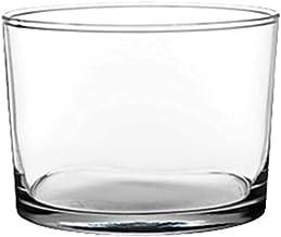 "Sumi 8 oz Rocks Glass - 3 1/4"" x 3 1/4"" x 2 1/4"" - 6 count box - Restaurantware"