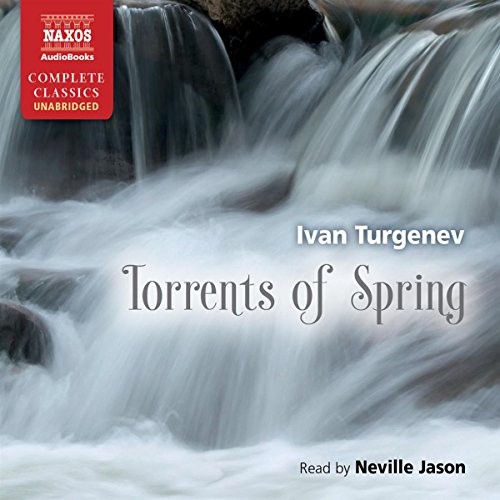 Torrents of Spring audiobook cover art
