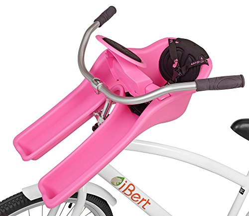Fantastic Prices! iBert Child Bicycle Safe-T-Seat, Pink