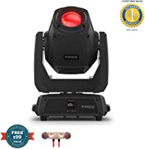 CHAUVET DJ Intimidator Spot 475Z LED Moving Head includes Free Wireless Earbuds - Stereo Bluetooth In-ear and 1 Year Everything Music Extended Warranty