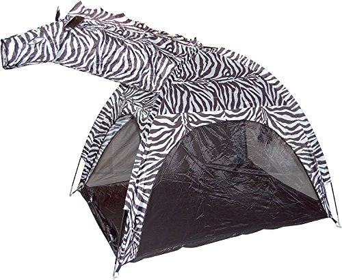 Zebra Pop up Tent
