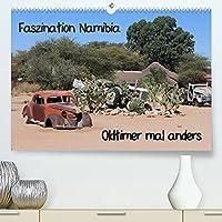 Faszination Namibia - Oldtimer mal anders (Premium, hochwertiger DIN A2 Wandkalender 2022, Kunstdruck in Hochglanz): Faszinierende Fotos von Oldtimern in Namibia (Monatskalender, 14 Seiten )