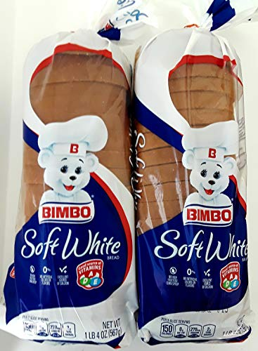 Bimbo Soft White Bread Family Size-2pack