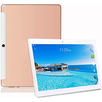 HiDON HS1067 10.1 Pulgadas Tablet 5MP / 13 MP Cámaras, MTK X20 Deca Core, Ranuras de Tarjeta Dual Sim 3GB RAM, 32GB ROM, Android 8.1, Banda Dual WiFi, Bluetooth 4.2, Tablet PC: Amazon.es: Informática