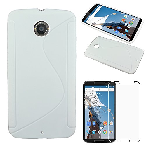 ebestStar - Funda Compatible con Motorola Nexus 6, Nexus X Carcasa Gel...