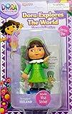 Dora the Explorer - Dora la exploradora DOF015. Figura Dora Explora el mundo.