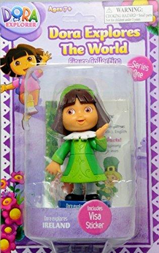 Dora the Explorer - Dora la exploradora DOF015. Figura Dora