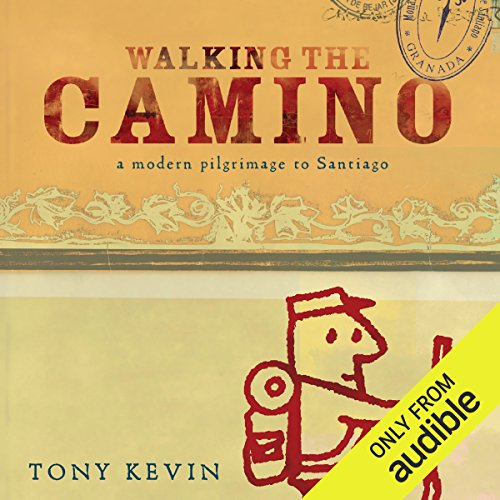 Page de couverture de Walking the Camino