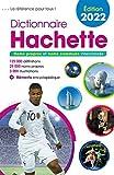 Dictionnaire Hachette 2022