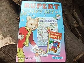 Rupert Annual 2002 and Plush