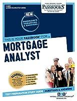 Mortgage Analyst (Career Examination)