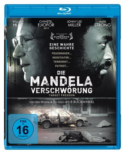 Die Mandela Verschwörung / Endgame ( End game ) (Blu-Ray)