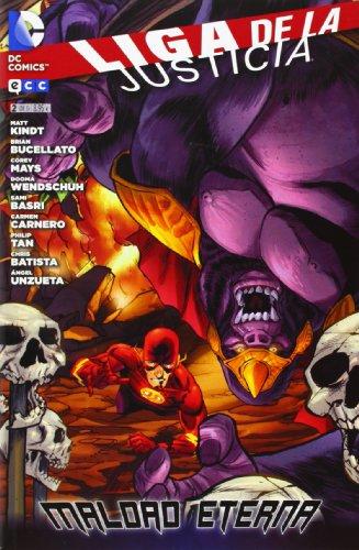Liga de la Justicia: Maldad Eterna O.C.: Liga de la Justicia: Maldad Eterna núm. 02 (de 3)
