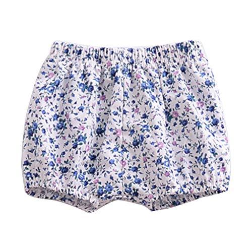 JOYKK zomer kleine kinderen baby bloemenshorts kinderen brood broek Wild Short Pants