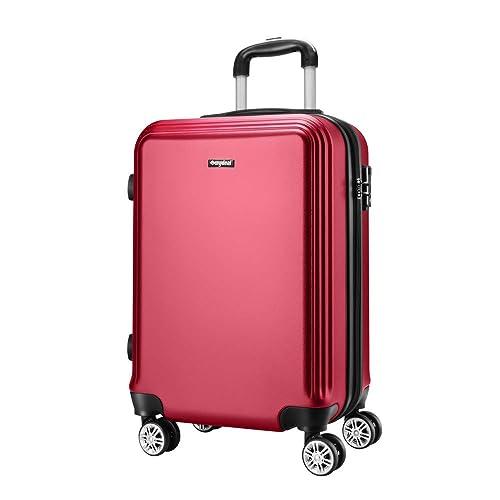 Paquet de 2 valises de rechange pour valises à roulettes roulettes