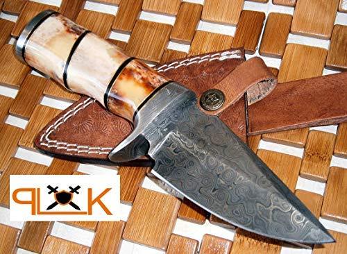 Limited Edition - Custom Handmade Damascus Steel knife (59-40)