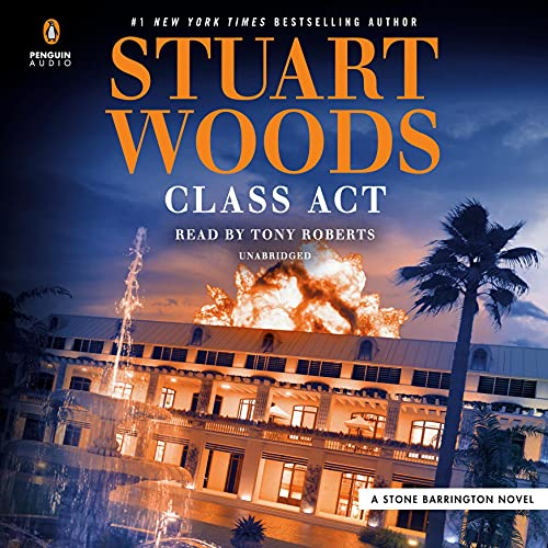 Class Act Audiobook By Stuart Woods cover art