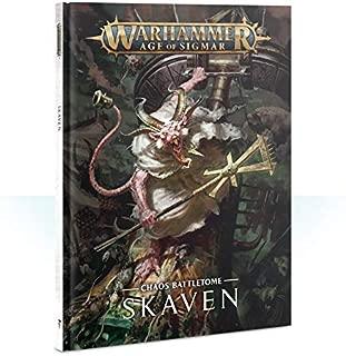 Warhammer Age of Sigmar: Skaven Chaos Battletome