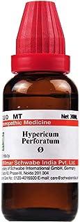 Willmar Schwabe India Homeopathic Hypericum Perforatum Mother Tincture Q (30ml) - by Venus.Exports