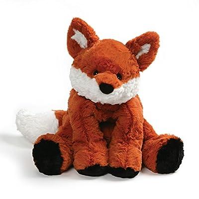 GUND Cozys Collection Fox Plush Stuffed Animal, Orange and White