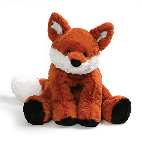 GUND Cozys Collection Fox Stuffed Animal Plush, Orange and White, 10'