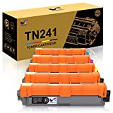 ONLYU Compatible pour Cartouche de Toner Brother TN241 de Remplacement avec pour...