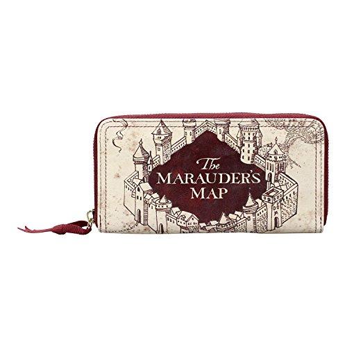Harry Potter Geldbeutel The Marauder's Map