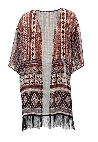 Linea Tesini Kimono Größe 42