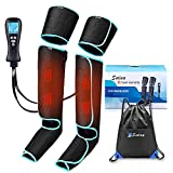 Sotion Pro Leg Massager, for Circulation and Relaxing Muscles,Foot Calf Thigh Massage Air Compression Machine with Convenient Travel Bag,Sequential Therapy Device Gifts for Dad and Mom