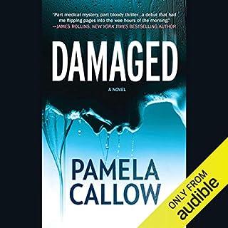 Damaged audiobook cover art