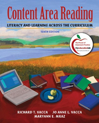 Content Area Reading: Literacy and Learning Across the...