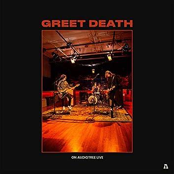 Greet Death on Audiotree Live