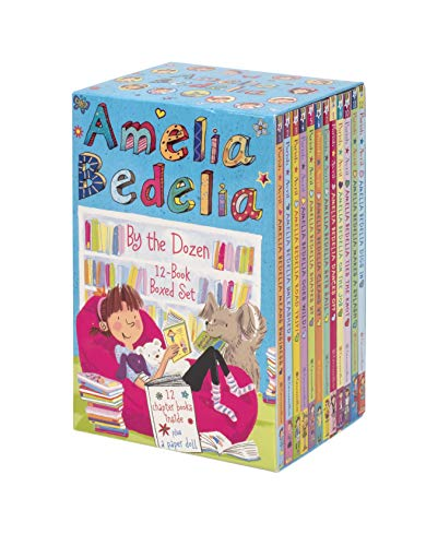 Prime Member: 12-Book Amelia Bedelia Boxed Set $19.59 + Free Shipping w/ Prime or on $25+