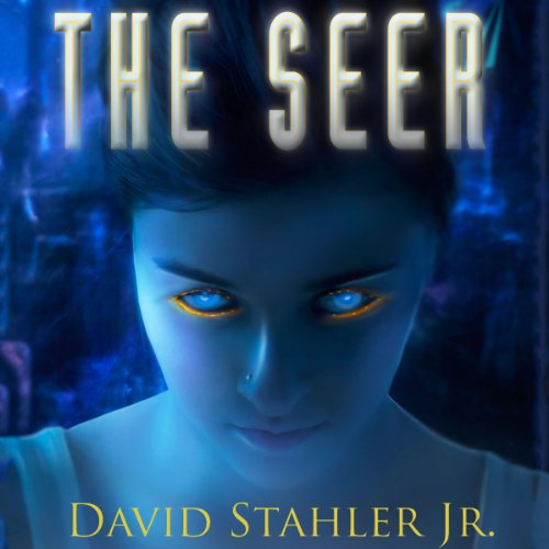 The Seer audiobook cover art