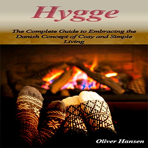 Hygge audiobook cover art