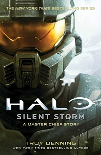 Halo: Silent Storm: A Master Chief Story (Volume 24)