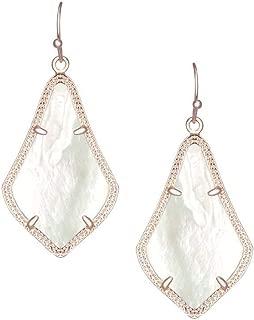 Best mother of pearl rose earrings Reviews
