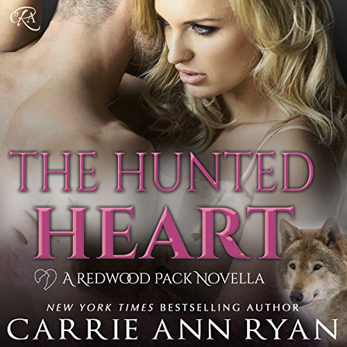 The Hunted Heart audiobook cover art