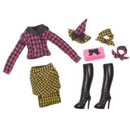 Bratzillaz MGA Entertainment 515883E4C Changed-Up Chic - Juego de Accesorios para muñecas Bratz