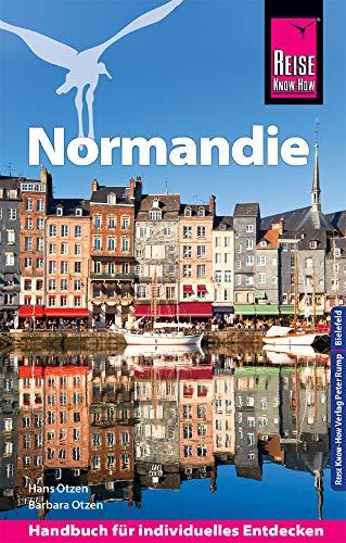 Reise Know-How Reiseführer Normandie