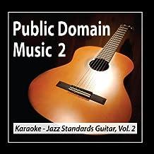 Karaoke Jazz Standards Guitar Songs, Vol.2