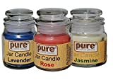 Best Scented Candles - Pure Source India Wax Jar Candle, Pack of Review